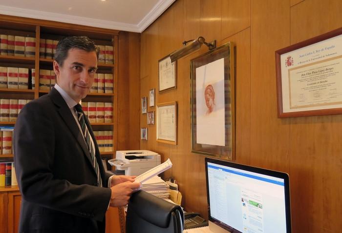 """Reportaje en La Crónica de Salamanca: """"Si el banco te ofrece un trato, visita a un abogado"""""""